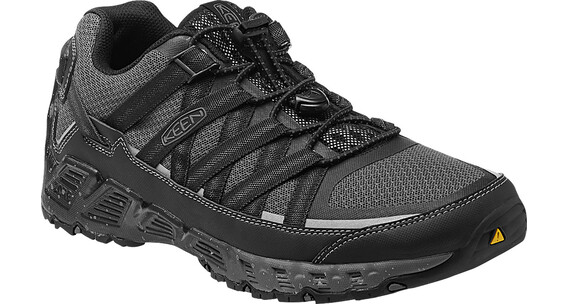 Keen M's Versatrail Shoes Black/Raven
